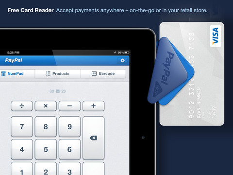 PayPal Here For iPad Gains Various Improvements Through First Major Update