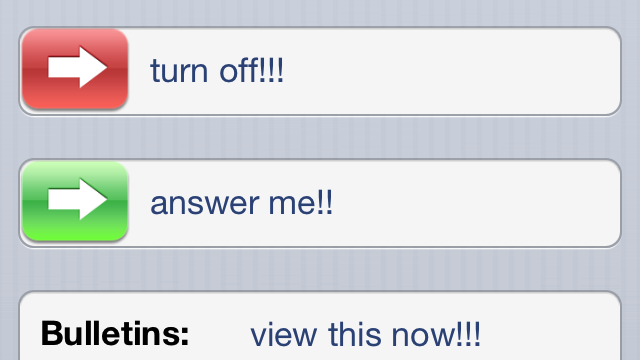 Cydia Tweak: Sliderz Lets You Customize Text For Various Sliders