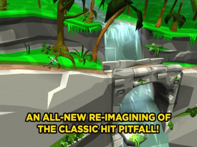 Pitfall! Finally Goes Retina, Offers Second Chances In Exchange For Diamonds