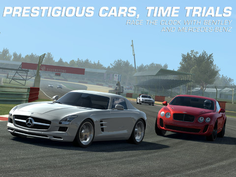 Ready, Set, Go Prestigious With Real Racing 3's New Prestige Cars Update