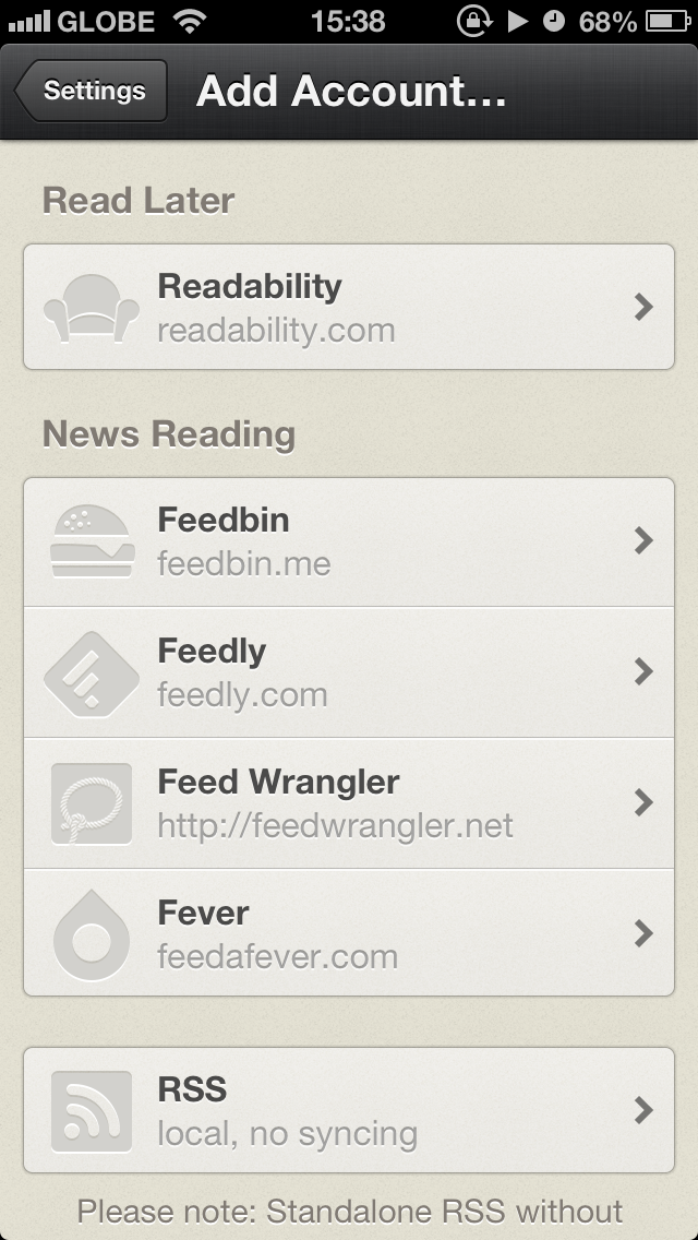 RIP Google Reader ... Long Live Reeder, Now With Support For Feedly And Feed Wrangler