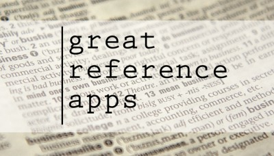 Find The Answers You Need With These iPhone Reference Apps