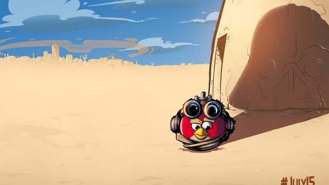 Is Rovio About To Launch A Prequel Game To Angry Birds Star Wars?