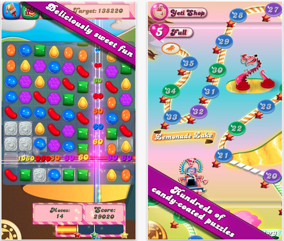Freemium App Candy Crush Saga Earns A Record-Breaking $633,000 Each Day