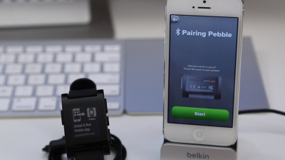 Video: How To Set Up A Pebble Watch With iOS