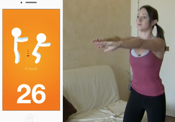 AppAdvice Daily: The 7 Minute Workout
