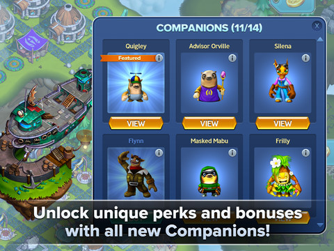 New Skylanders, Companions And Features Arrive In Skylanders Lost Islands