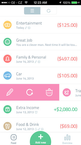 Spendee Offers A Beautiful New Way To Track Your Income And Expenses