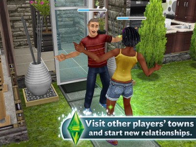 Get Social And Get Decorating In The New Version Of The Sims FreePlay
