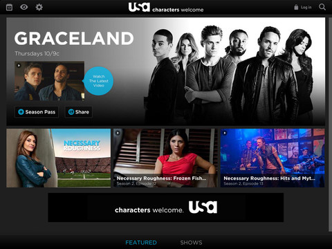 Watch Your Favorite USA Network Shows Anywhere With USA Anywhere Plus