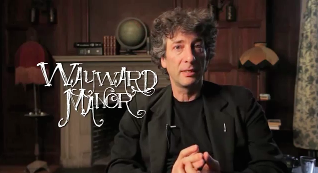 'The Sandman' Author Neil Gaiman Announces His First Game, Wayward Manor