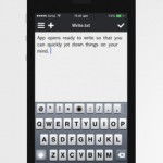 Write For iPhone Gains iCloud Support In Addition To Dropbox File Syncing