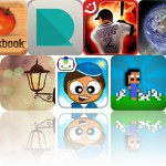 Today's Apps Gone Free: iCookbook, Resume Designer, Homerun Battle 2 And More