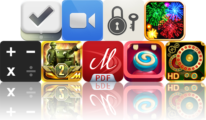 Today's Apps Gone Free: Last Time, Videon, Cypher Bot And More