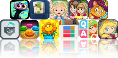 Today's Apps Gone Free: Le Vamp, City Maps 2Go, Grimm's Rapunzel And More