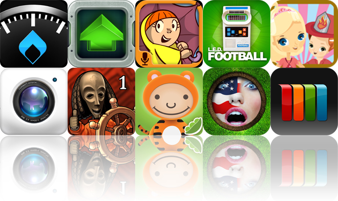 Today's Apps Gone Free: ChronoGrafik, Arrows XD, Cookie Next Door And More
