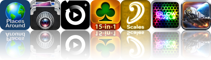 Today's Apps Gone Free: Places Around, PhotoStation, AudioTracker And More