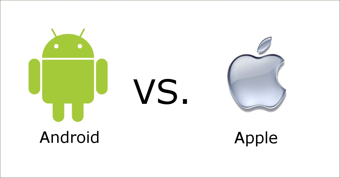 Android's Lead Over iOS In The US Narrows