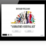 Become The Next Walt Disney With The Animator's Survival Kit For iPad