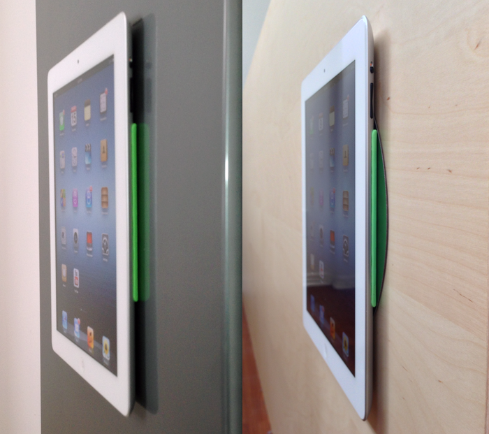 Say Hello To MagBak, Described As The World's Thinnest iPad Mount