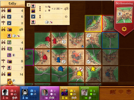 Carcassonne Update Adds Long-Awaited Game Analysis Tools