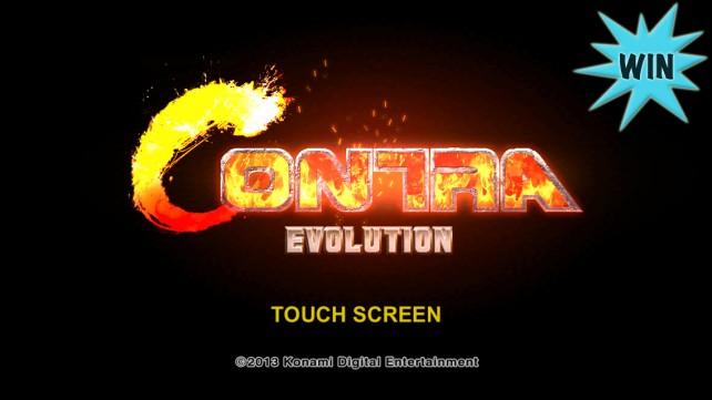 Win A Copy Of Contra: Evolution And Enjoy Classic Gaming Wherever You Go