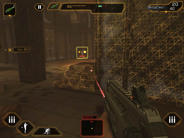 Deus Ex: The Fall Update Removes Restriction For Jailbroken Devices