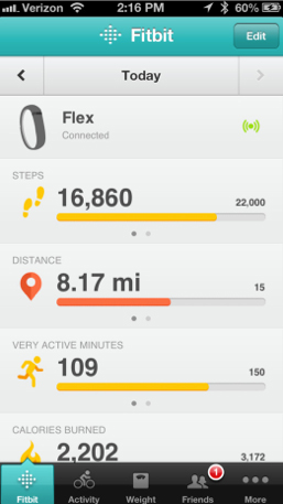 Fitbit's Official App Is Updated With A Number Of Improvements