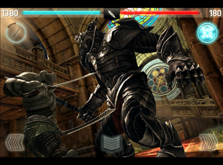 Apple's App Store Giveaway Pays Off Nicely For Infinity Blade II