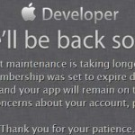 Apple Confirms That Its Developer Center Has Been Down Because It Was Hacked