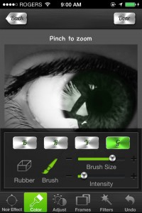 Pic Noir Puts An Interesting Spin On Photo Editing Elements