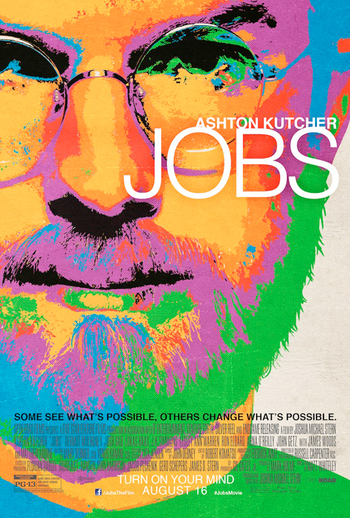 Ashton Kutcher Opens Up On Playing Steve Jobs