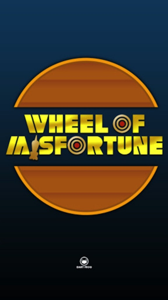Quirky App Of The Day: Take A Spin On The Wheel Of Misfortune