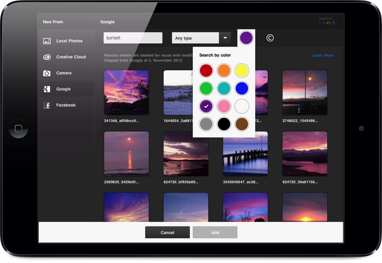You Could Win A Free iPad mini With Adobe Photoshop Touch Preinstalled