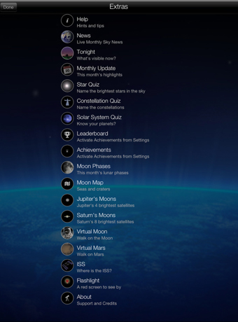 Astronomy App Pocket Universe Rockets To Version 5.0