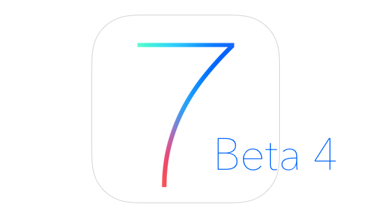 Apple Releases iOS 7 Beta 4 To Developers OTA