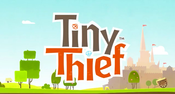 The Second Game From Rovio Stars, Tiny Thief, Will Hit The App Store Next Week