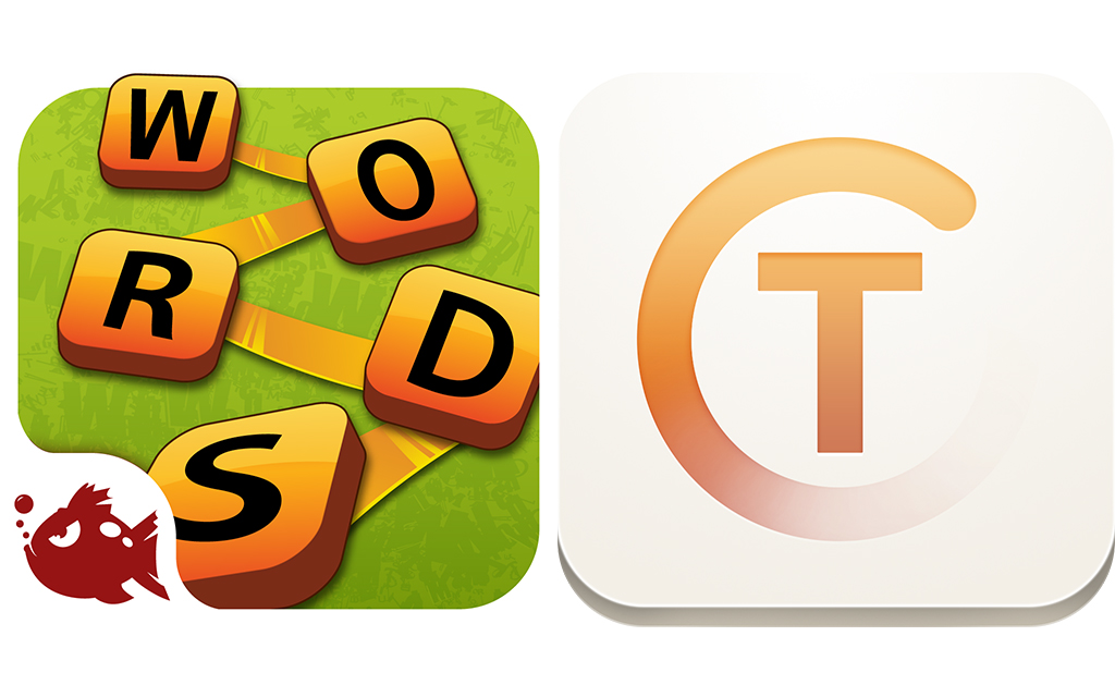 Today's Best Apps: Jawfish Words And TeeVee 2