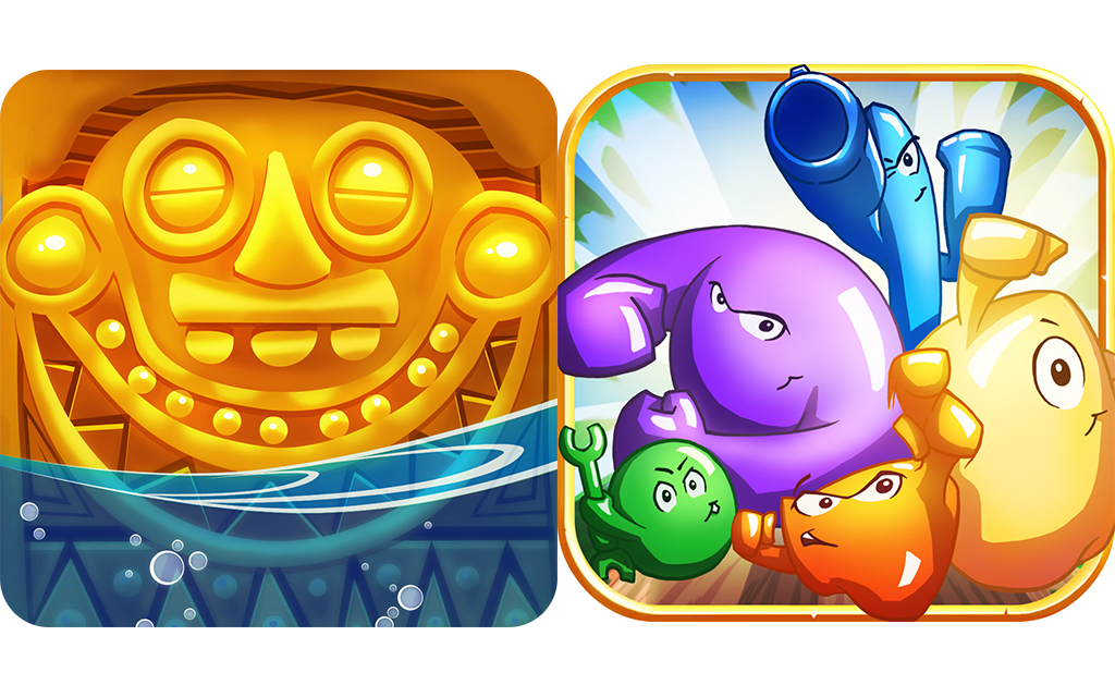 Today's Best Apps: Dive For Treasures And Jelly Tunes Castles