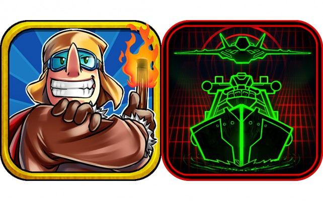 Today's Best Apps: Cannon Crasha And Coastal Command Pocket