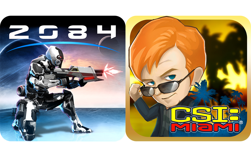 Today's Best Apps: Rivals At War: 2084 And CSI: Miami Heat Wave