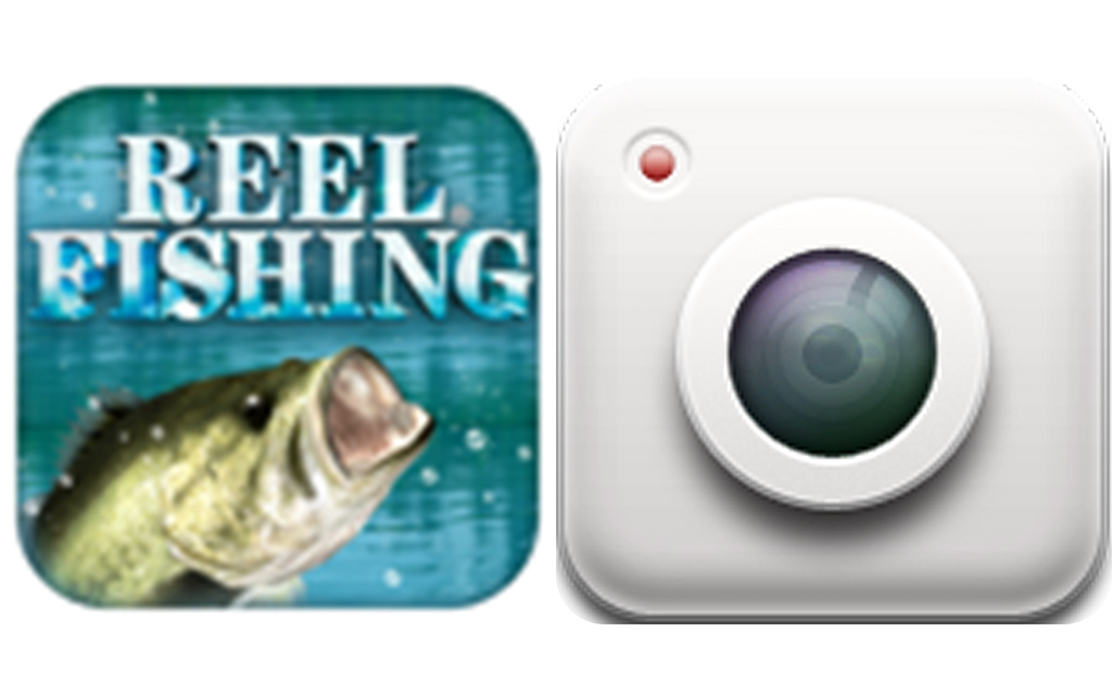 Today's Best Apps: Reel Fishing Pocket And xRec