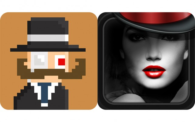 Today's Best Apps: Ragtime Ruffian And Pic Noir