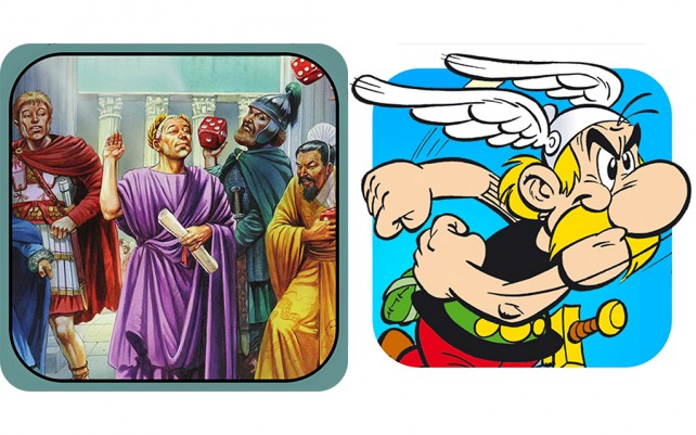 Today's Best Apps: A Brief History Of The World And Asterix: MegaSlap