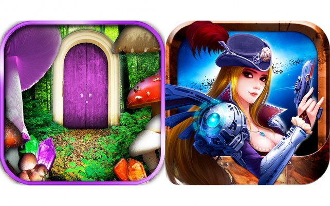 Today's Best Apps: Alice Trapped In Wonderland And Planet Wars: Star Legend
