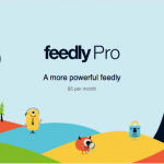 A Feedly Pro Service Launches For A Select Few