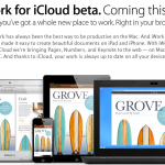Apple Launches iWork For iCloud To Everyone