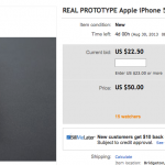 Buy It Now: An iPhone 5C Prototype Is Now Available On eBay