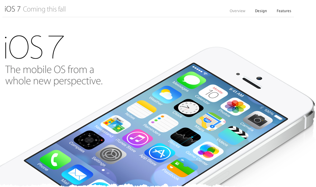 Op-Ed: What's Going On With iOS 7?