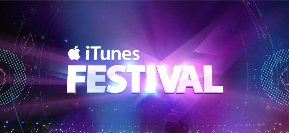 Apple Is Now Offering Six Free Songs Ahead Of The First Night Of The iTunes Festival